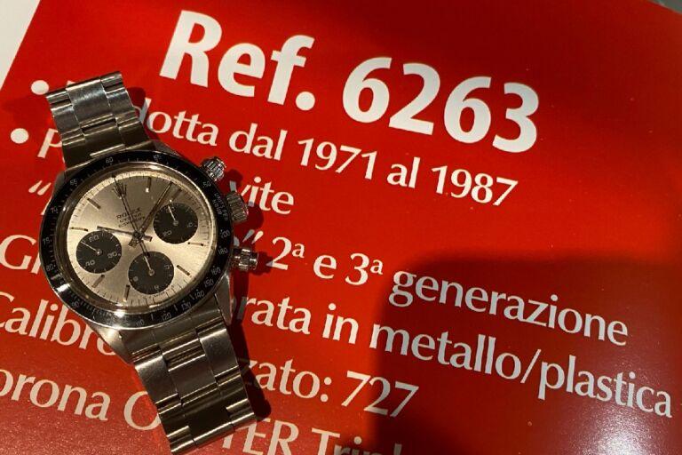 Daytona 6263 Vol.1
