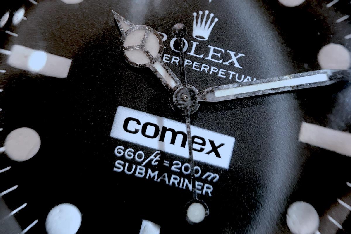 SUBMARINER 5514 comex