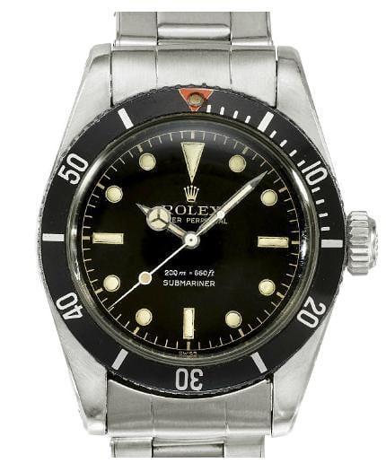 オールマイティな時計 #Submariner