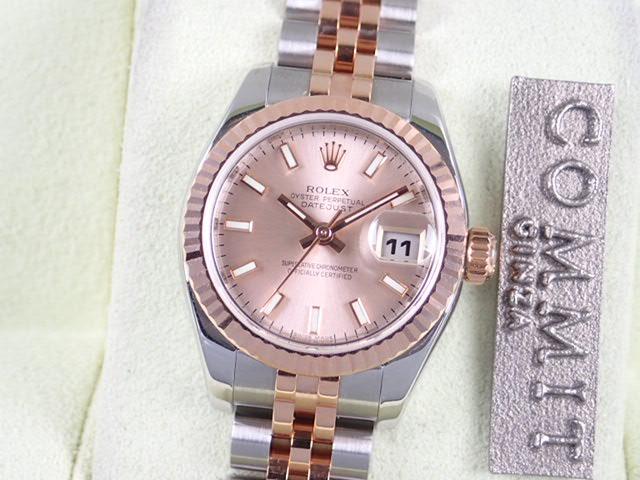 online store 6a498 09265 え? ロレックスが、こんな値段!? ~中古レディース腕時計の ...