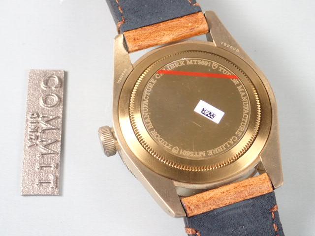 wholesale dealer 20493 4863f チュードル ヘリテージ ブラックベイ ブロンズ   コミット銀座