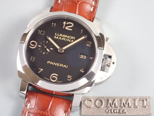 パネライ ルミノール 1950 3デイズ