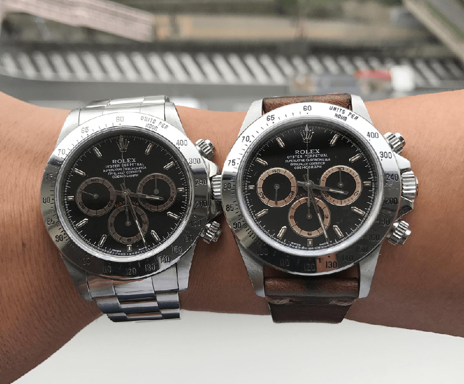 the latest 725e4 2fc83 腕時計の革ベルトの魅力とは?おすすめしたい革ベルトブランド5 ...