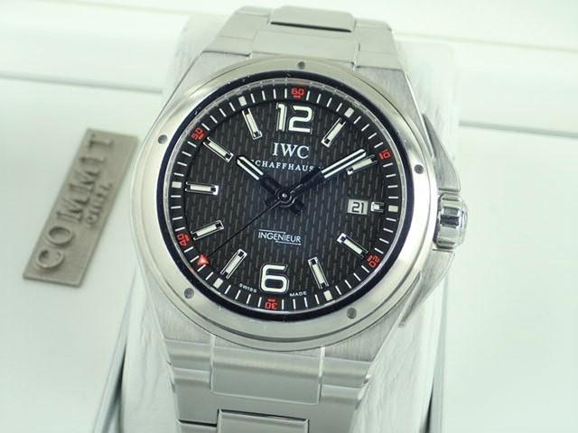 IWC インヂュニア オートマチック ミッションアース