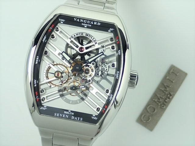 on sale 51bc8 24893 フランクミュラー | メンズ腕時計一覧 | 国内最安値のコミット銀座