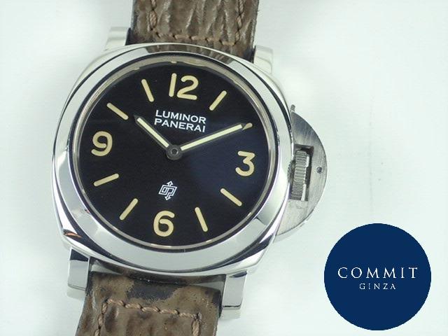 パネライ ルミノール ロゴ プレヴァンドーム-1